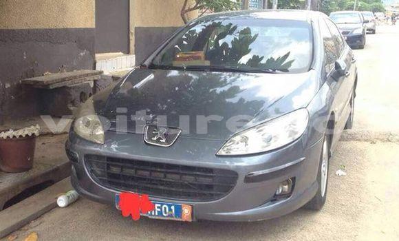 Acheter Occasion Voiture Peugeot 407 Gris à Abidjan au Abidjan
