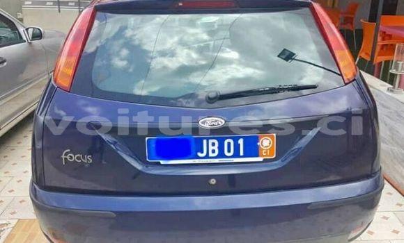 Acheter Occasion Voiture Ford Focus Bleu à Abidjan au Abidjan