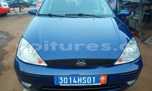 Acheter Occasions Voiture Ford Focus Bleu à Abidjan au Abidjan