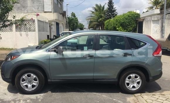 Acheter Occasion Voiture Honda CR-V Vert à Abidjan au Abidjan