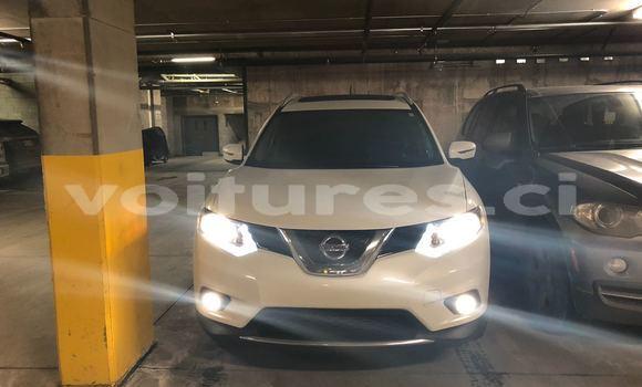 Acheter Occasion Voiture Nissan Rogue Blanc à Abidjan, Abidjan