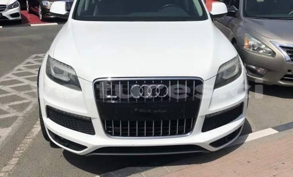 Acheter Occasion Voiture Audi Q7 Blanc à Abidjan au Abidjan