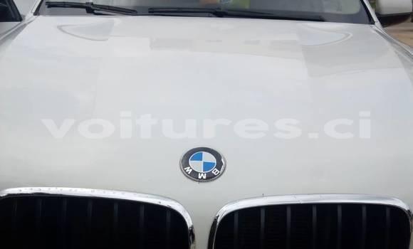 Acheter Occasion Voiture BMW X5 Blanc à Abidjan, Abidjan
