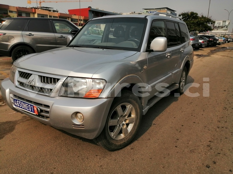 Big with watermark mitsubishi pajero abidjan abidjan 8021