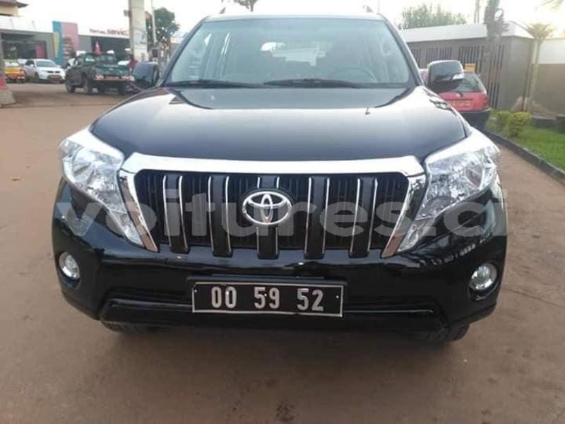 Big with watermark toyota land cruiser prado abidjan abidjan 8022