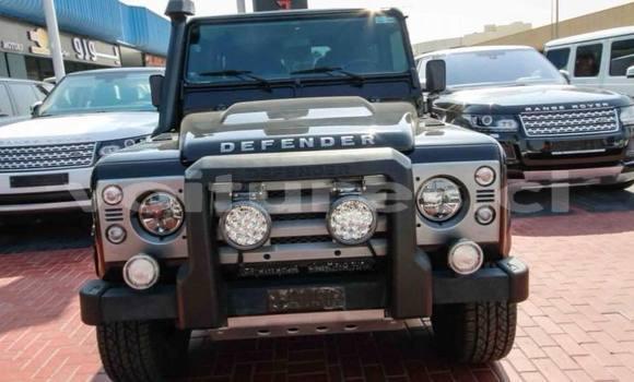Acheter Occasion Voiture Land Rover Defender Noir à Abidjan, Abidjan