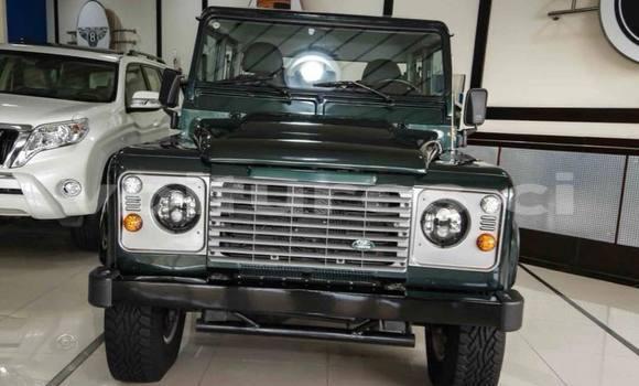 Acheter Occasion Voiture Land Rover Defender Vert à Abidjan au Abidjan