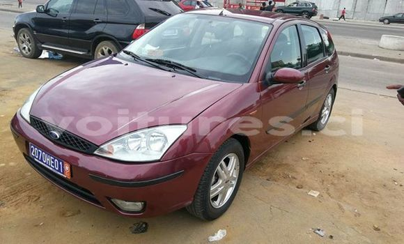 Acheter Occasion Voiture Ford Focus Rouge à Abidjan au Abidjan