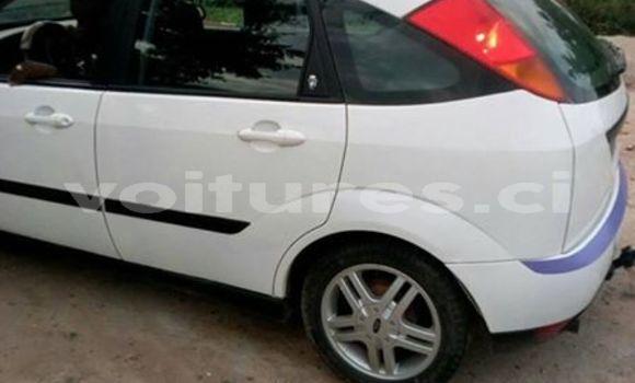 Acheter Occasion Voiture Ford Focus Blanc à Abidjan au Abidjan