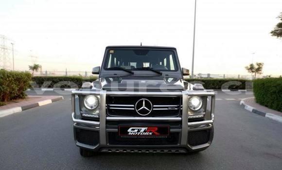 Acheter Occasion Voiture Mercedes‒Benz GL-Class Gris à Abidjan au Abidjan
