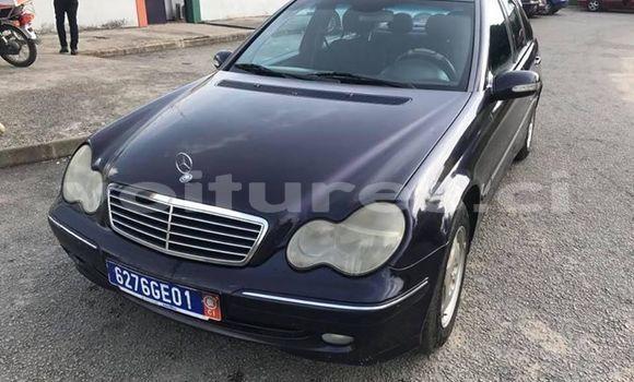 Acheter Occasion Voiture Mercedes‒Benz C–Class Noir à Abidjan, Abidjan