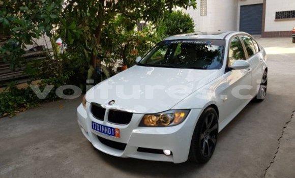 Acheter Neuf Voiture BMW 3-Series Blanc à Abidjan au Abidjan