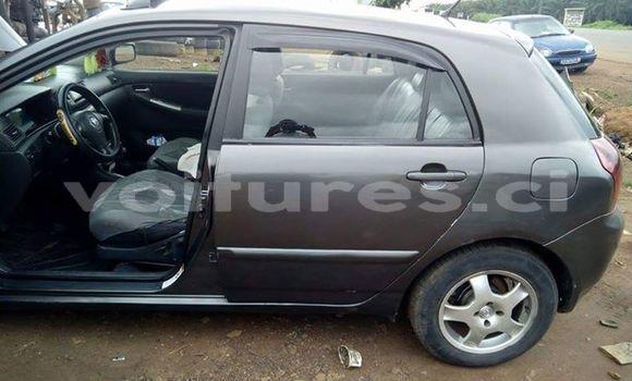 Acheter Occasion Voiture Toyota Corolla Autre à Abidjan au Abidjan