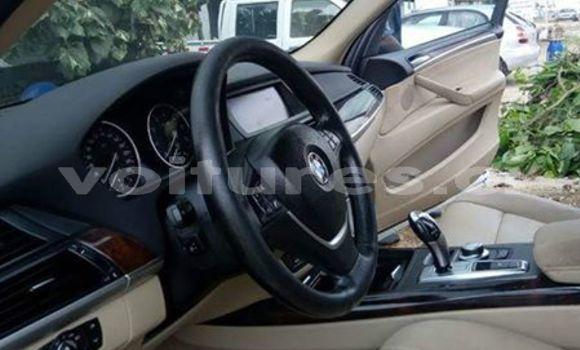 Acheter Occasion Voiture BMW X5 Blanc à Abidjan au Abidjan