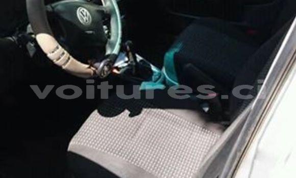 Acheter Occasion Voiture Volkswagen Golf Gris à Abidjan au Abidjan