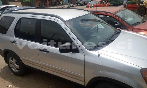 Acheter Occasions Voiture Honda CR–V Blanc à Abidjan au Abidjan