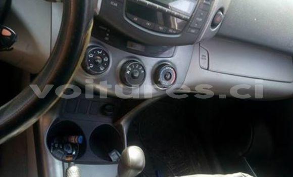 Acheter Occasions Voiture Toyota RAV4 Blanc à Abidjan au Abidjan