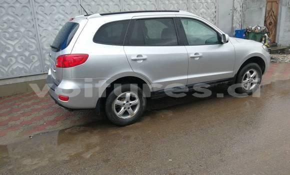 Acheter Occasions Voiture Hyundai Santa Fe Gris à Abidjan au Abidjan