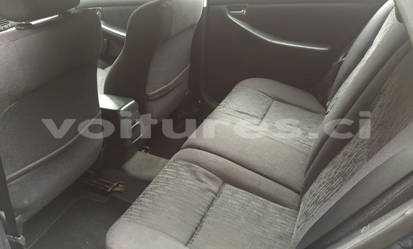 Acheter Occasions Voiture Toyota Corolla Bleu à Yamoussoukro au Yamoussoukro