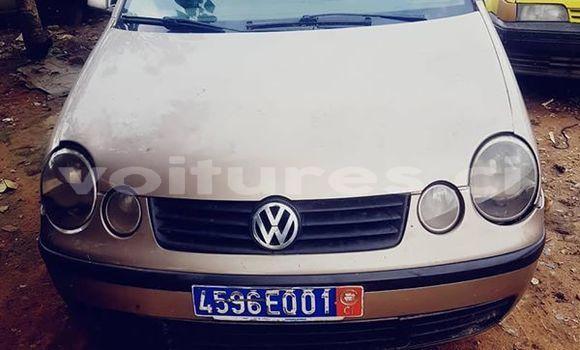 Acheter Occasions Voiture Volkswagen Polo Gris à Abidjan au Abidjan