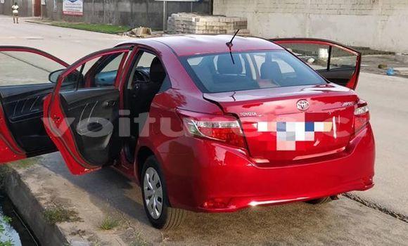 Acheter Occasions Voiture Toyota Yaris Rouge à Abidjan au Abidjan
