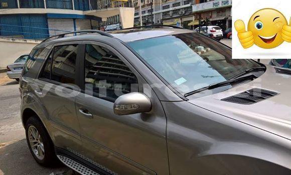 Acheter Occasions Voiture Mercedes‒Benz ML-Class Autre à Abidjan au Abidjan