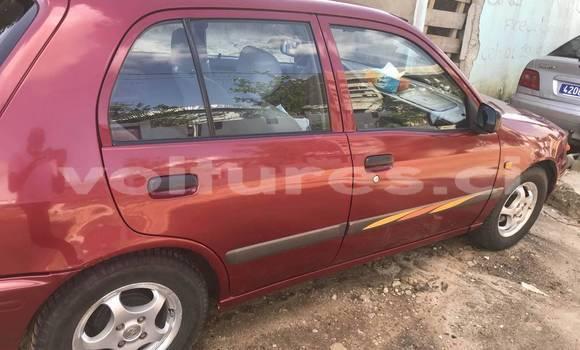 Acheter Occasions Voiture Toyota Starlet Rouge à Abidjan au Abidjan