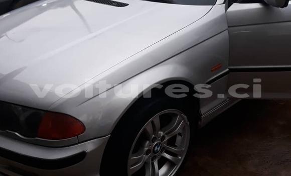 Acheter Occasions Voiture BMW 5–Series Gris à Abidjan au Abidjan