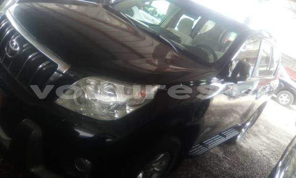 Acheter Occasions Voiture Toyota Land Cruiser Prado Noir à Abidjan au Abidjan