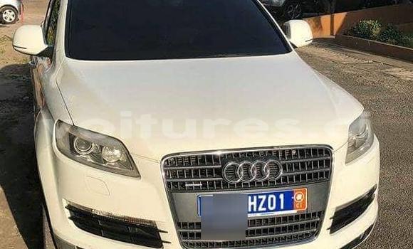 Acheter Occasions Voiture Audi Q7 Blanc à Abidjan au Abidjan