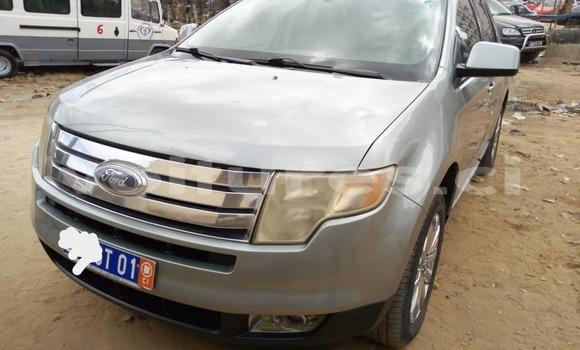 Acheter Occasions Voiture Ford Edge Gris à Abidjan au Abidjan