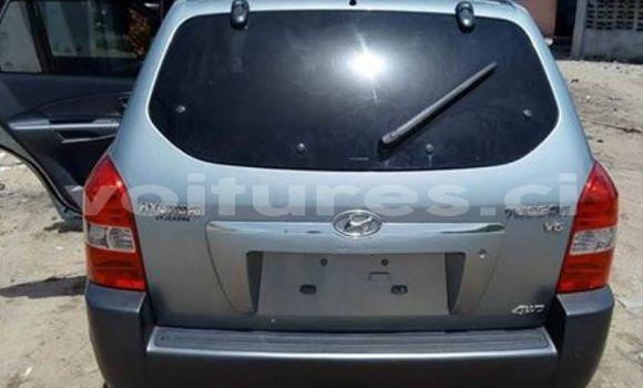 Acheter Occasions Voiture Hyundai Tucson Gris à Abidjan au Abidjan