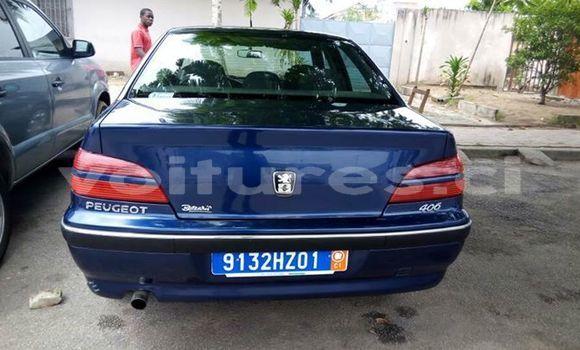 Acheter Occasions Voiture Peugeot 406 Autre à Abidjan au Abidjan