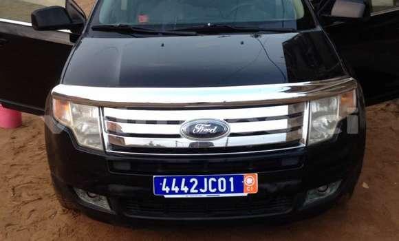 Acheter Occasions Voiture Ford Edge Noir à Abidjan au Abidjan
