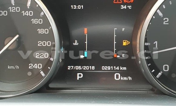 Acheter Occasions Voiture Land Rover Range Rover Noir à Abidjan au Abidjan