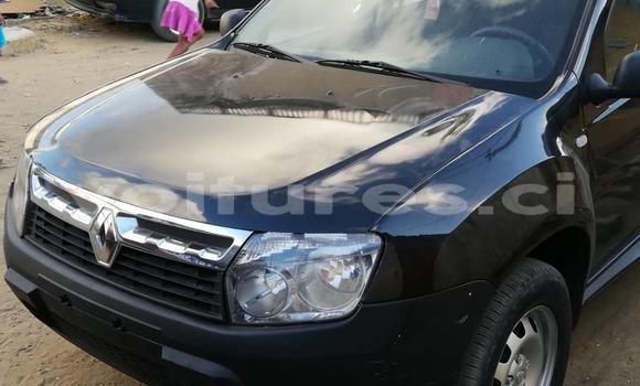 Acheter Occasions Voiture Renault Duster Noir à Abidjan, Abidjan