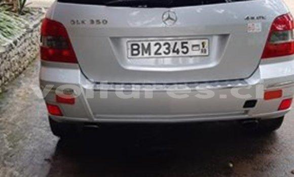 Acheter Occasion Voiture Mercedes‒Benz GLK–Class Gris à Abidjan, Abidjan