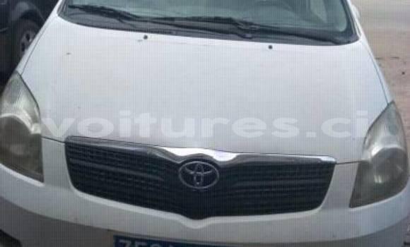 Acheter Occasions Voiture Toyota Verso Blanc à Abidjan au Abidjan