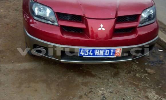 Acheter Neuf Voiture Mitsubishi Endeavor Rouge à Abidjan au Abidjan