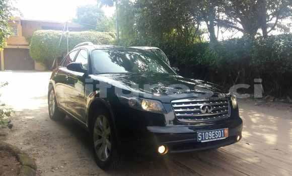 Acheter Occasions Voiture Infiniti FX–Series Bleu à Yamoussoukro au Yamoussoukro
