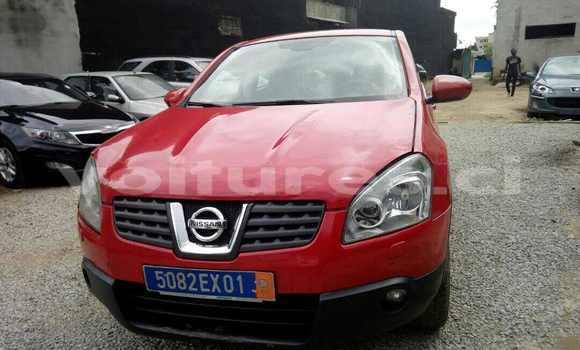 Acheter Occasions Voiture Nissan Qashqai Rouge à Yamoussoukro au Yamoussoukro