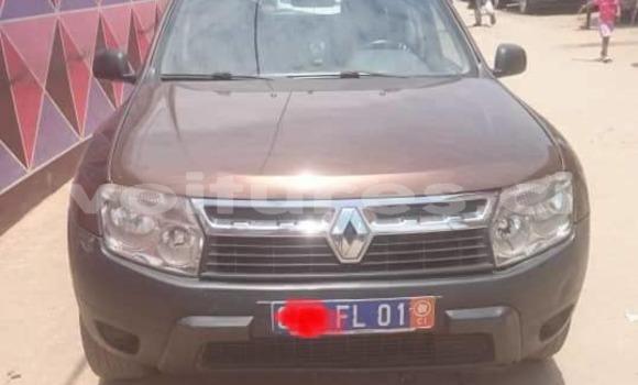 Acheter Occasion Voiture Renault Duster Marron à Abidjan, Abidjan
