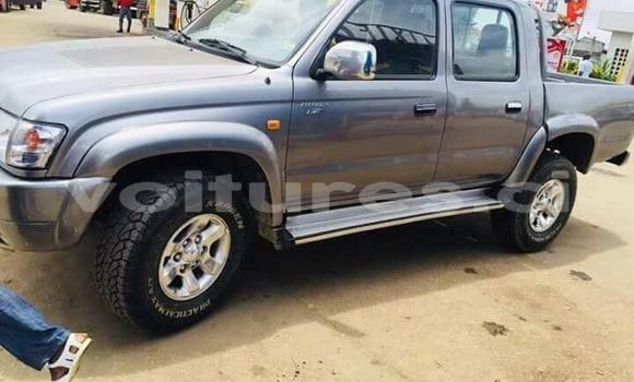 Acheter Occasion Voiture Toyota Hilux Gris à Abidjan, Abidjan