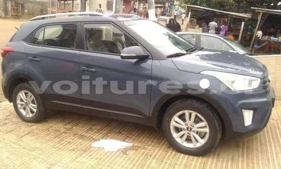 Acheter Occasion Voiture Hyundai Creta Gris à Abidjan, Abidjan