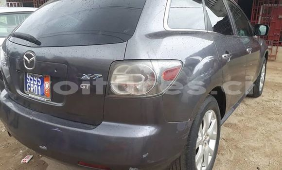 Acheter Occasions Voiture Mazda CX–7 Gris à Abidjan, Abidjan