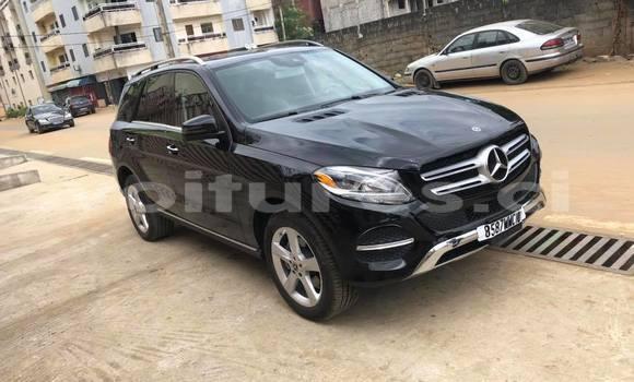 Acheter Occasion Voiture Mercedes‒Benz GL–Class Noir à Abidjan, Abidjan