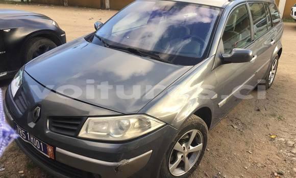 Acheter Occasion Voiture Renault Megane Gris à Abidjan, Abidjan