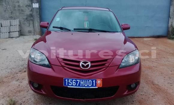 Acheter Occasion Voiture Mazda 323 Rouge à Abidjan, Abidjan