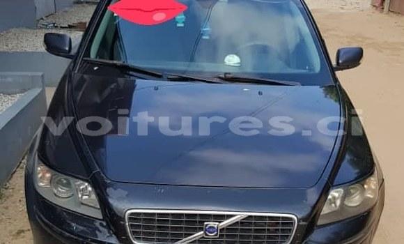 Acheter Occasion Voiture Volvo S40 Noir à Abidjan, Abidjan