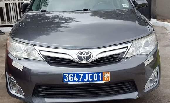 Acheter Occasion Voiture Toyota Camry Noir à Abidjan, Abidjan